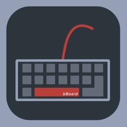 bBoard - Fast Input Keyboard