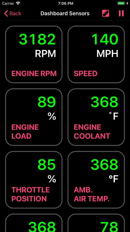 OBD for Nissan screenshot-3