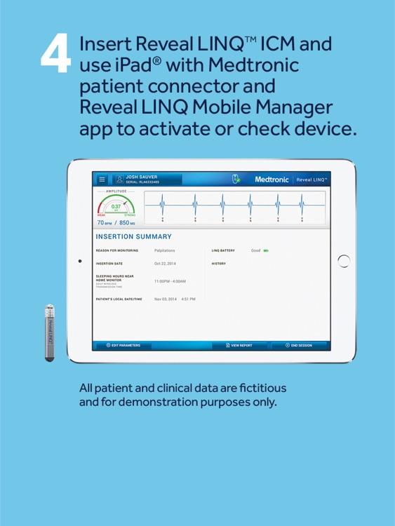 Reveal LINQ™ Mobile Manager EU screenshot-3