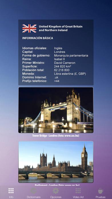 Aprender Inglés: Audio Curso screenshot one
