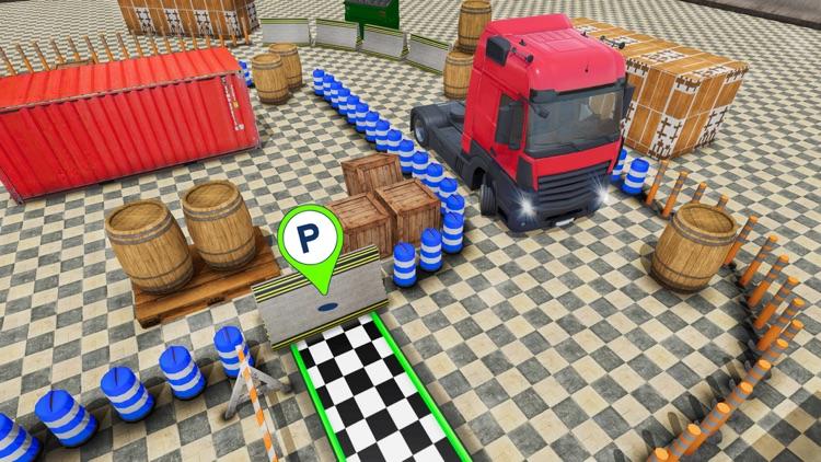 New Truck Parking Game 2020 screenshot-0