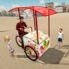冰淇淋车送货员3D