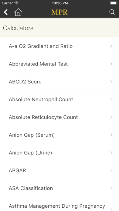 Monthly Prescribing Reference review screenshots