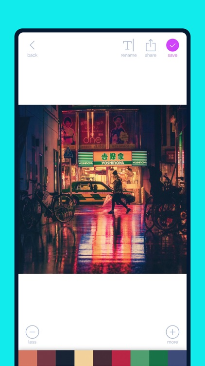 Drop - A Color Palette Creator screenshot-4
