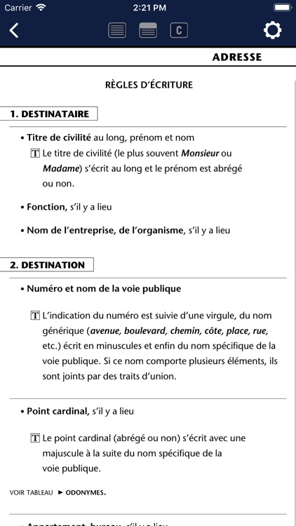 Multidictionnaire screenshot-4