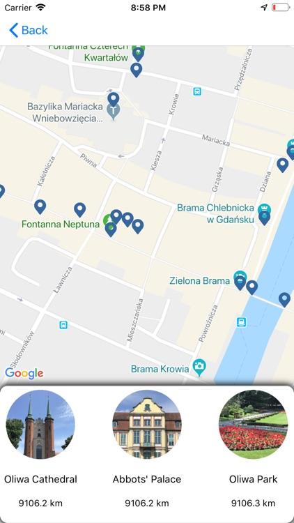 Explore Gdansk: Audio guide screenshot-3