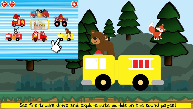 Fireman Game Fire-Truck Games screenshot-5