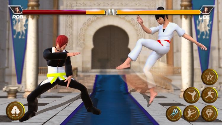 Karate Kings Fight 19 screenshot-4