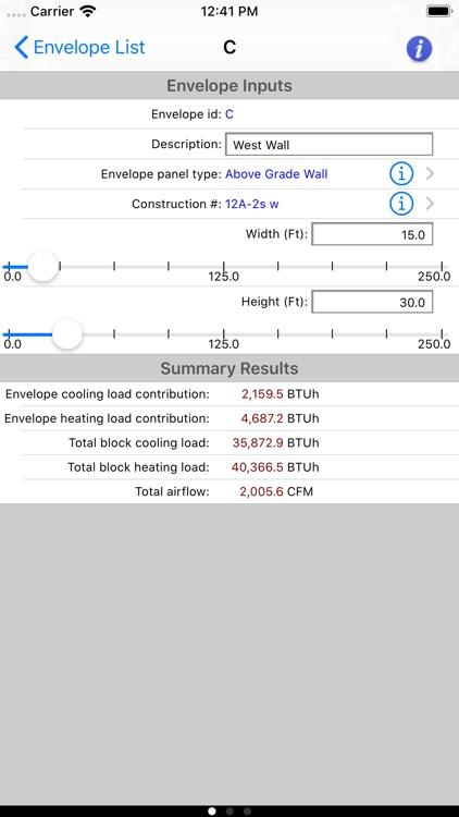 HVAC Residential Load Calcs screenshot-4