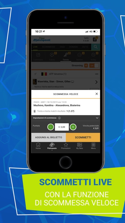 Scommesse Sisal Matchpoint