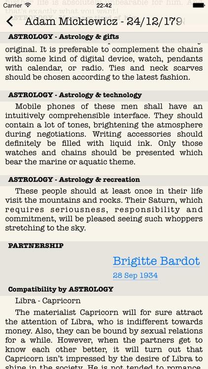 Astrology Map screenshot-3
