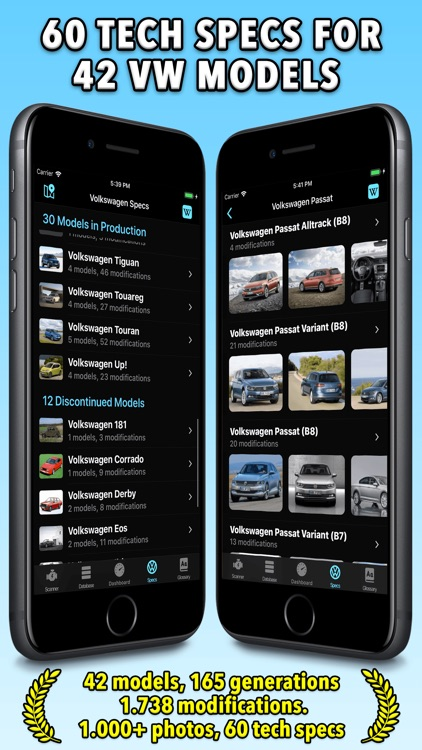 Volkswagen App screenshot-3