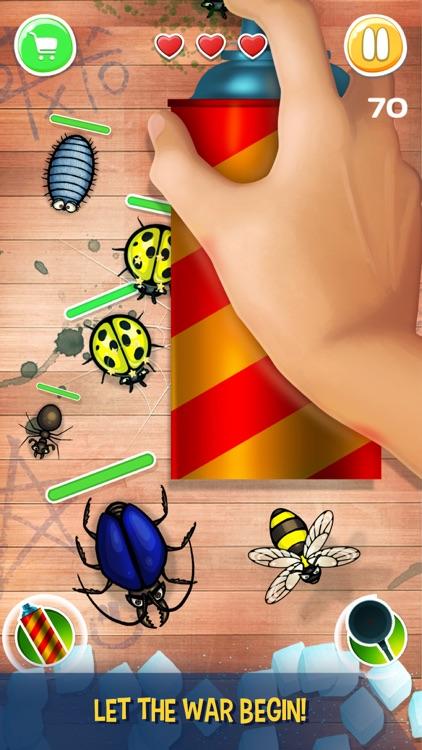 Bug Smasher Fun