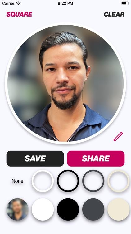 Headshot Camera for Portraits screenshot-4