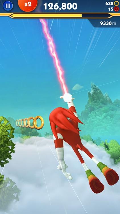 Sonic Dash 2: Sonic Boom screenshot-4
