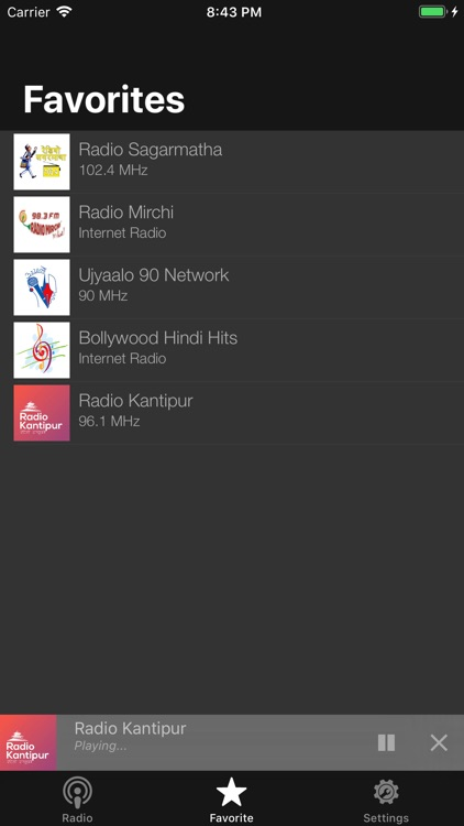Hamro Nepali FM Radio screenshot-7