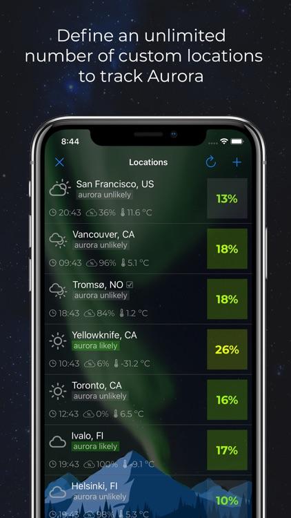 Northern Lights Forecast screenshot-4