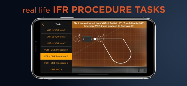 IFR Flight Trainer Simulator on the App Store