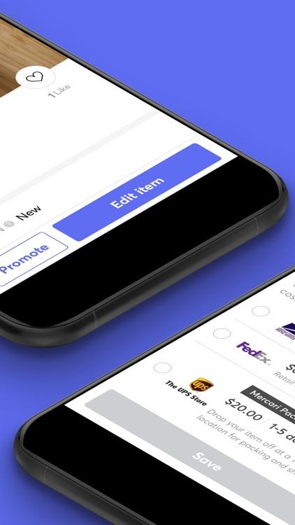 Mercari: The Selling App screenshot-3