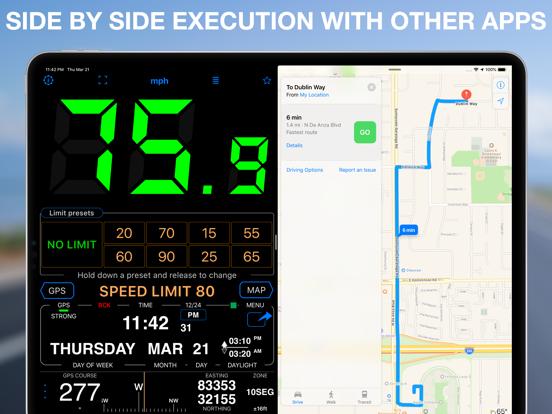 スピードメーター 55 Pro - GPS速度計 ロガー。のおすすめ画像9