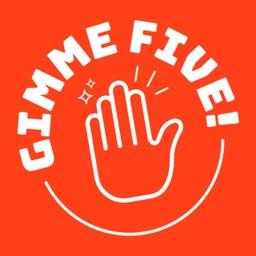 GIMME FIVE: Ahorrar en familia
