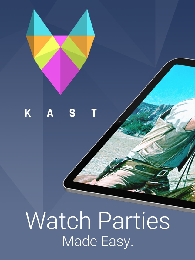 Kast Watch Together On The App Store