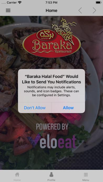 Baraka Halal Food 2