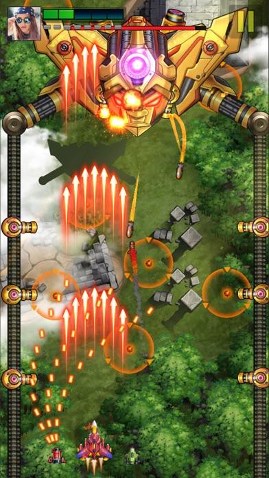 Galaxy Attack: Strike Force screenshot three
