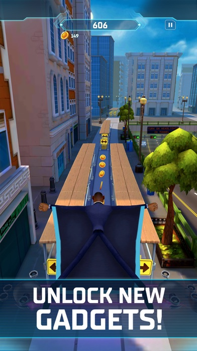 Spies in Disguise screenshot 3