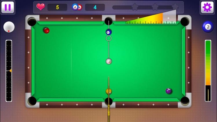 billiard club-ball pool games