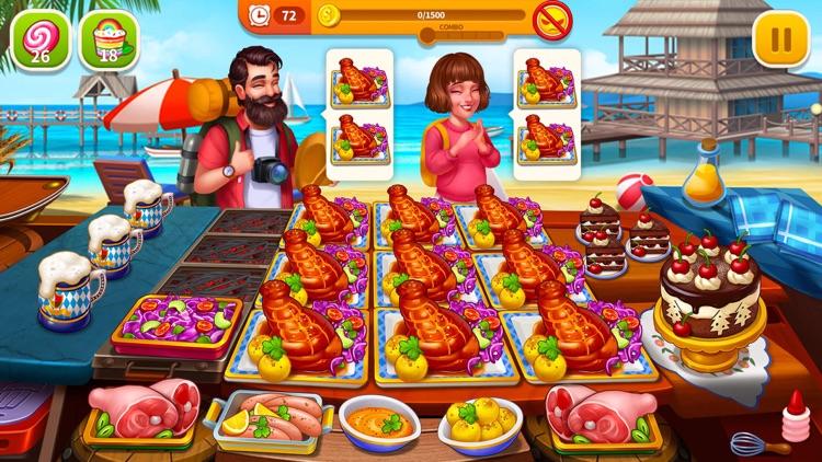 Cooking Hot Cooking Games screenshot-4