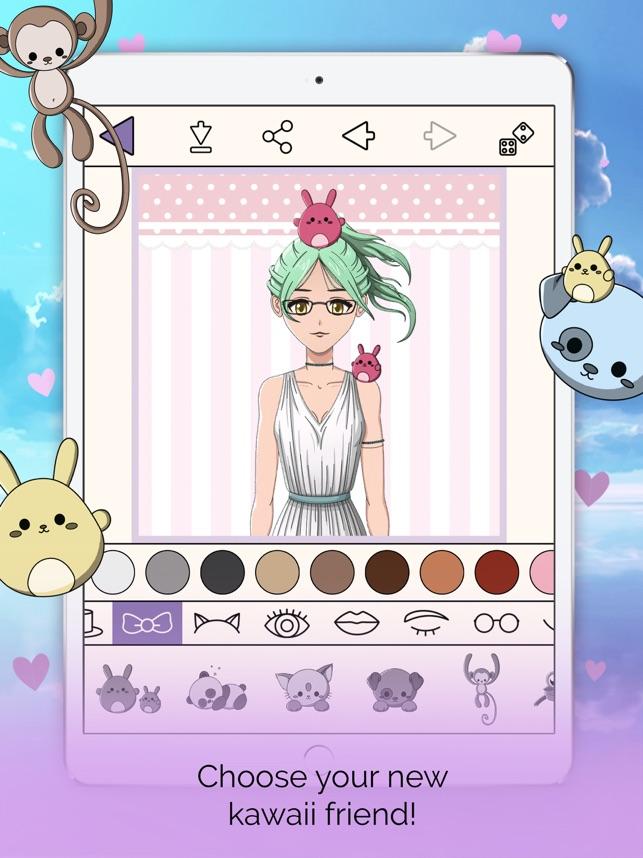Anime Avatar Creator on the App Store