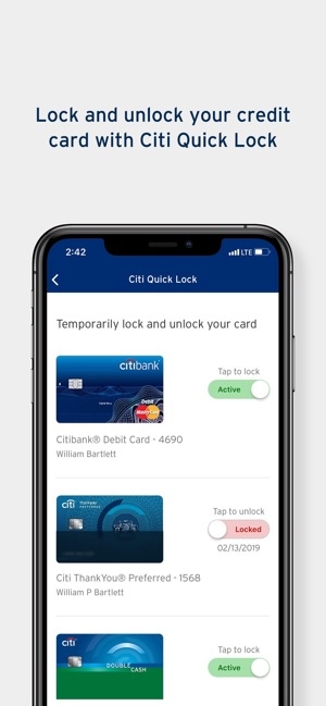 Citi Mobile® on the App Store