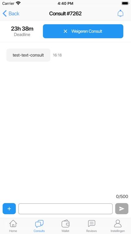 Zodiac Consultants App