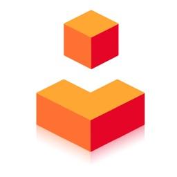 Square Pop - Same Color Block