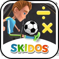 Soccer Math 6-9 Year Old Games