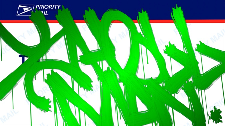 Fat Tag Graffiti Katsu Edition