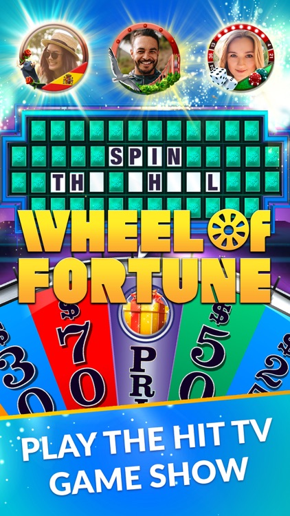 Wheel of Fortune: Show Puzzles screenshot-0