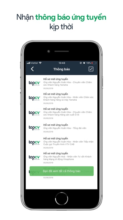 TopCV - Nhà tuyển dụng screenshot-4