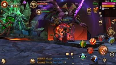 Era of Legends: Dragon Discord screenshot 12