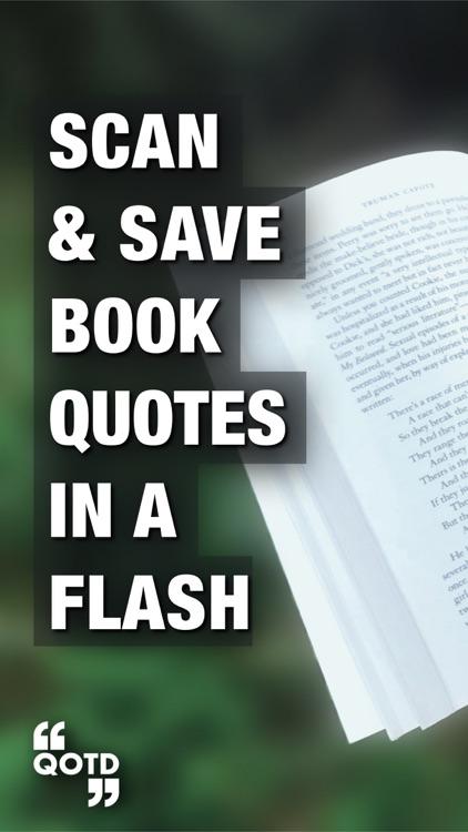 QOTD - Collect Book Quotes