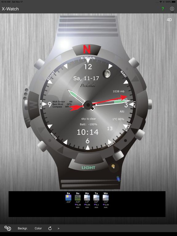 X-Watch Screenshots