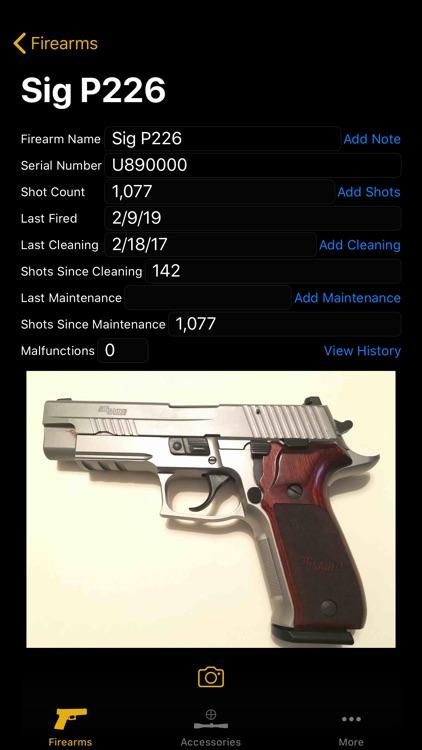 Bust A Cap Firearm Utility screenshot-3