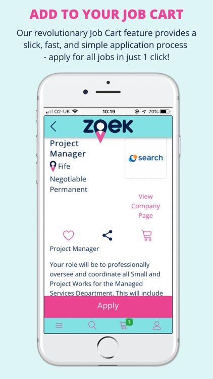 Zoek Job Search