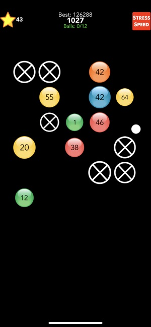 Point and Shoot Ball Game Screenshot