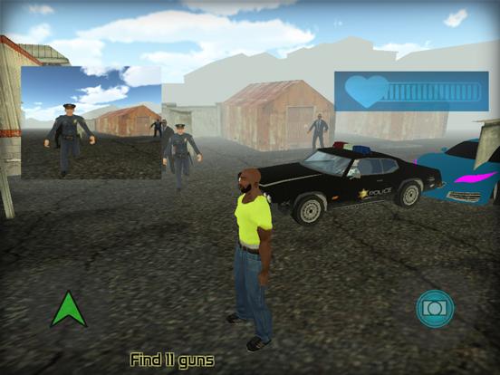 Driving police theft simulator screenshot 8