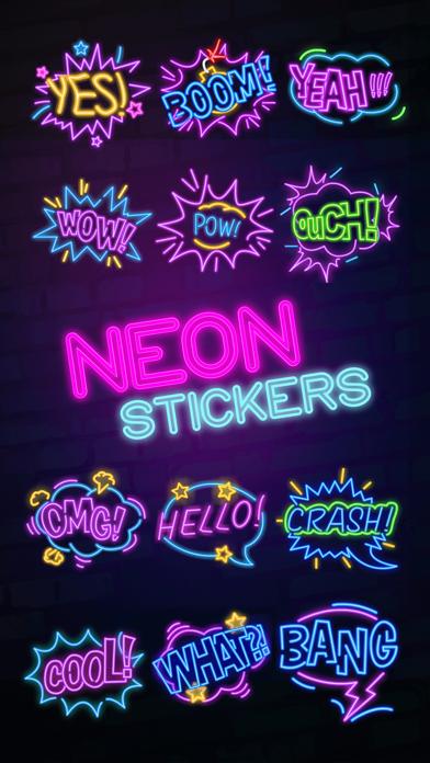 点击获取Dark Mode Stickers