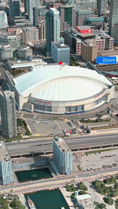 3D Sports Stadiums Lite screenshot 3