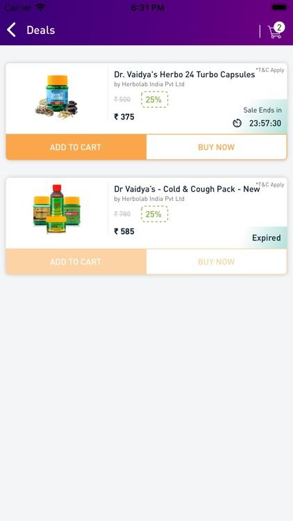 Zoylo - Healthcare App screenshot-7