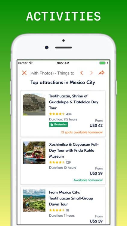 Mexico City Travel Guide & Map screenshot-5